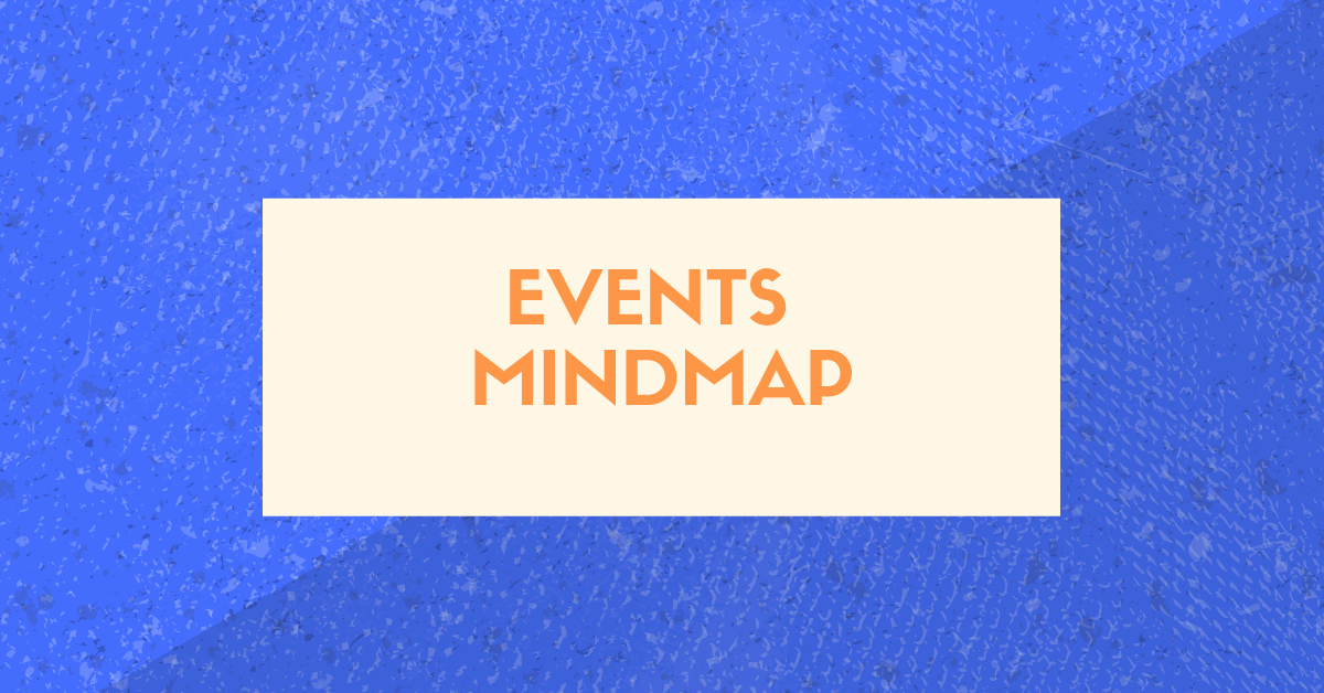[Private] Event Marketing Mindmap