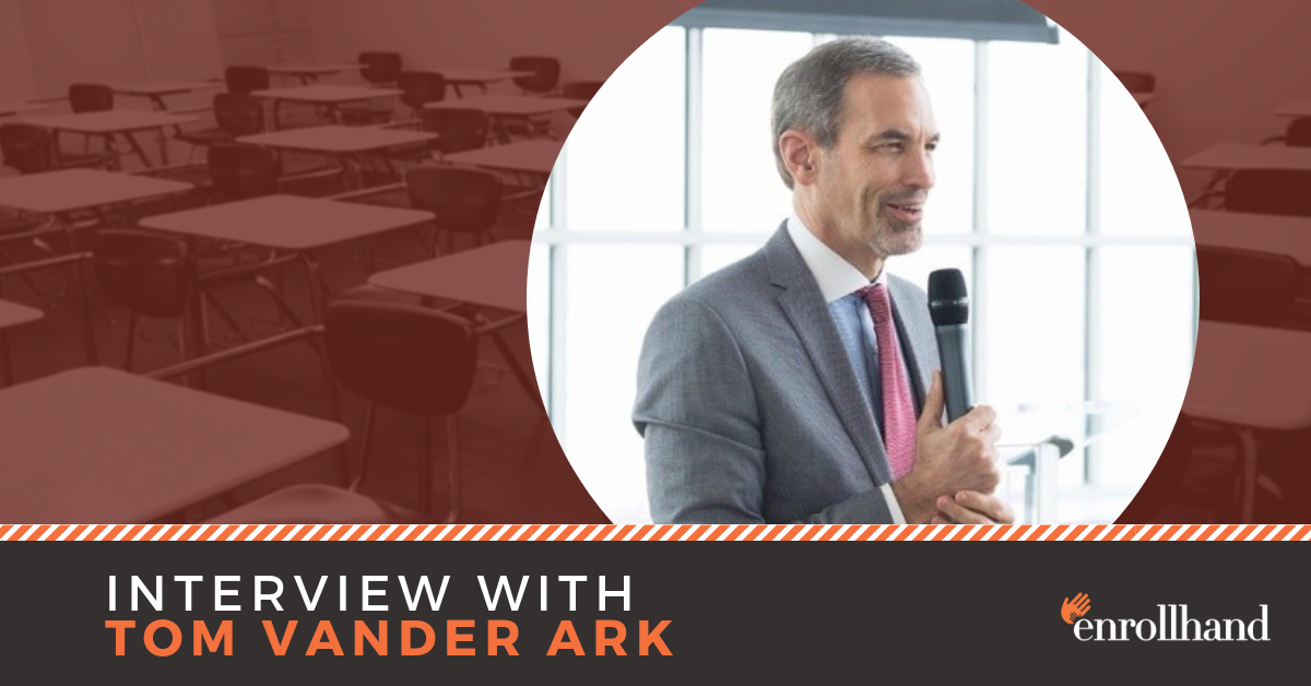 Moving From Courses to Networks, with Tom Vander Ark