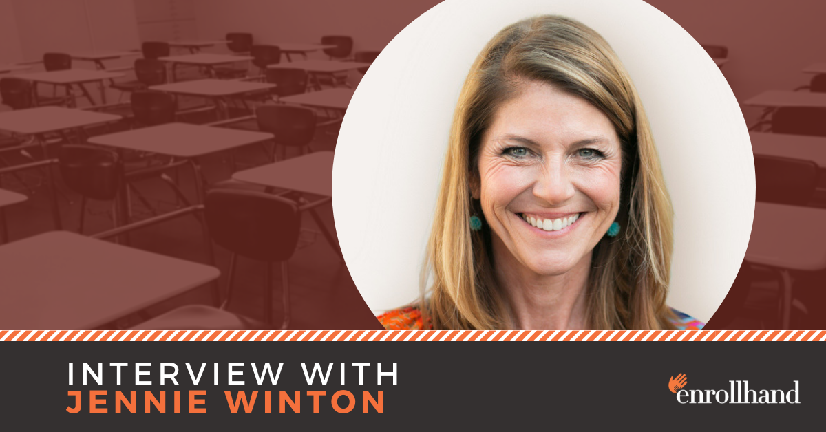 The 6 Steps to Branding Your School, with Jennie Winton