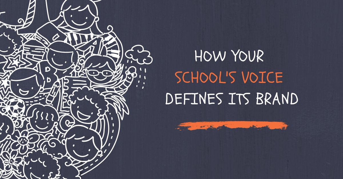 How Your School's Voice Defines Its Brand
