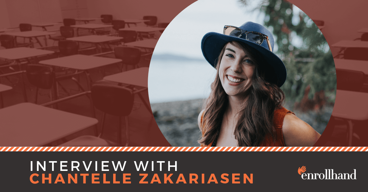 Walking Through the Parent Journey with Chantelle Zakariasen