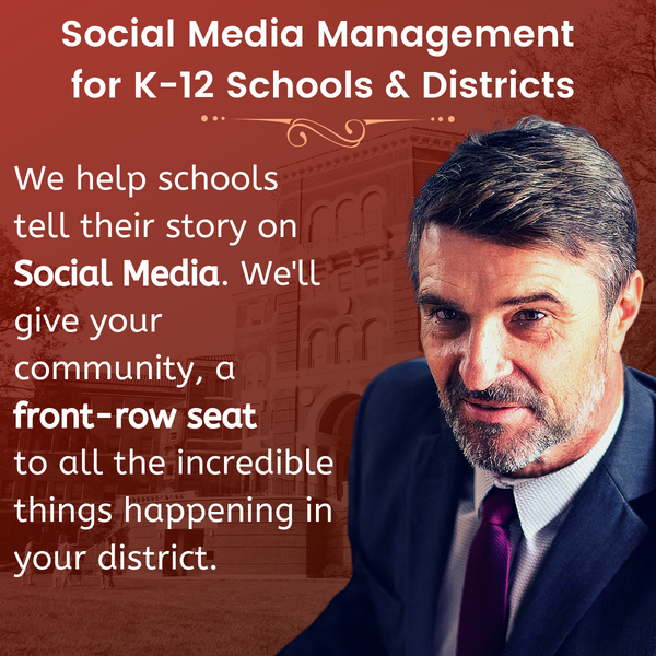 Social Media Management for Schools & Districts